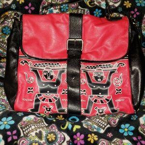 Handbags - Exotic Print Purse